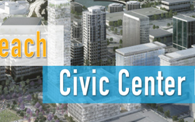 Civic Center Outreach Meetings Scheduled